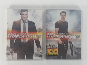 Transporter The Series The Complete Season 1 & 2 DVD **NEW, Sealed** for Sale in Port Orange, FL