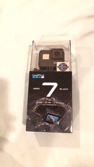 GoPro Hero 7 Black for Sale in Centreville, VA