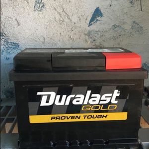 Duralast Gold Battery CCA 650 for Sale in Antioch, CA