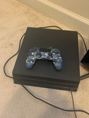 Ps4 pro for Sale in Owings Mills, MD