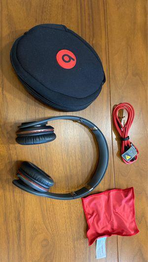 Beats headphones - black for Sale in Denver, CO