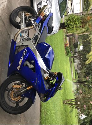 Motorcycle - Kawasaki ZX6R for Sale in TWN N CNTRY, FL