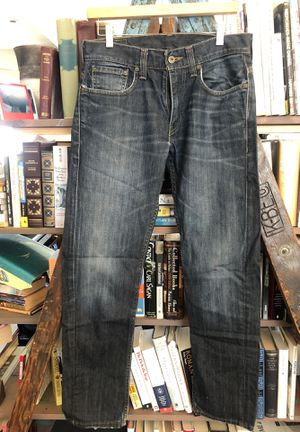 Levi's 511 32 x 30 jeans for Sale in Chicago, IL