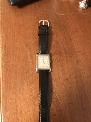 Bulova square face watch. for Sale in Mount Airy, MD