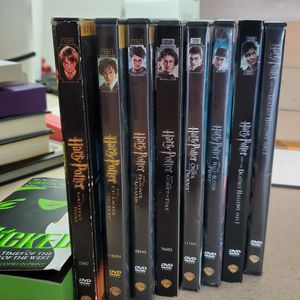 Full Harry Potter Series, DVD for Sale in Norman, OK