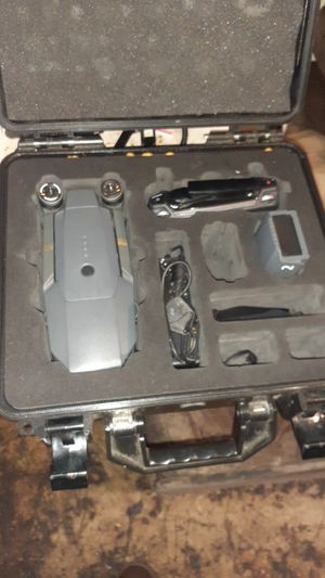 Dji mavic pro drone for Sale in Burbank, CA