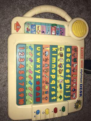VTech alphabet desk for Sale in Austin, TX