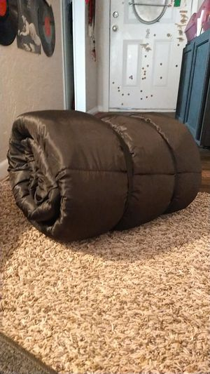 Adult sleeping bag for Sale in Dickinson, TX