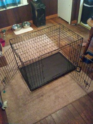 Lg dog kennel for Sale in Donora, PA