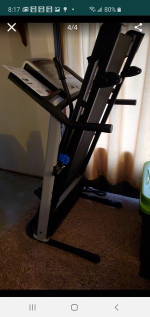 Weslo crosswalk 5.2 treadmill. for Sale in Lexington, NC