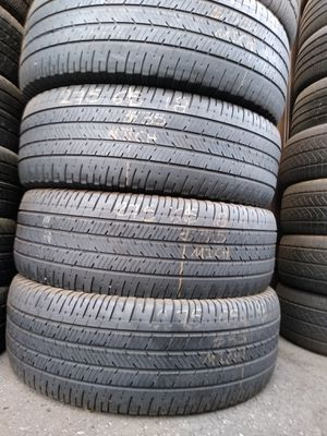 4 used Michelin truck tires 275/65/18 all 4 for $120 Free installation and balance for Sale in Phoenix, AZ