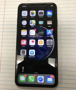 IPhone Xs Max unlocked for Sale in St. Petersburg, FL