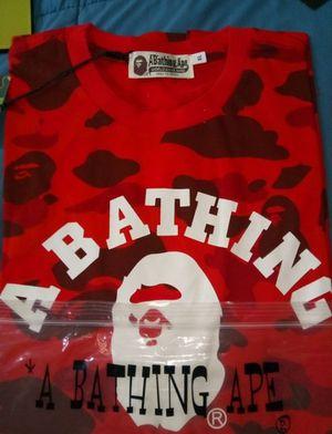 Bape Camo shirt bundle for Sale in Los Angeles, CA