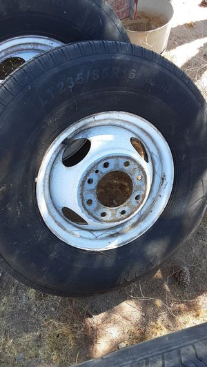 Tries, rims for Sale in Palmdale, CA