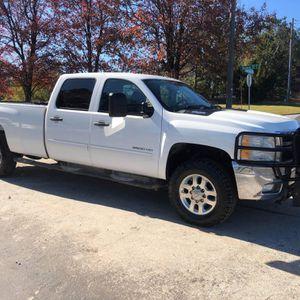 2012 Chevrolet Silverado 2500 4x4 for Sale in Lilburn, GA