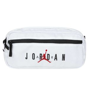 New Michael Jordan White Waist Bag Crossbody Fanny Pack New with Tags (2 available) for Sale in Hialeah, FL