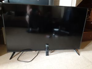 50 inche flat screen, smart tv, you have to pick up for Sale in Saint Clair, PA