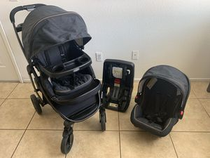 Stroller with car seat for Sale in Indio, CA