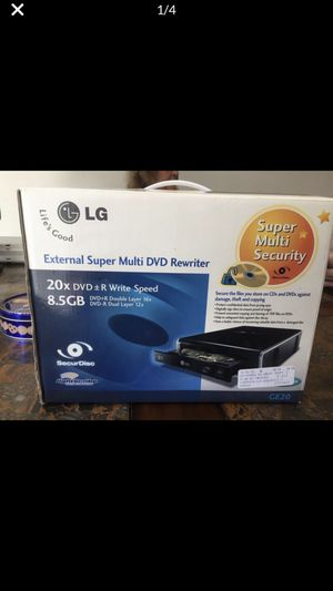 DVD rewriter for Sale in Los Angeles, CA