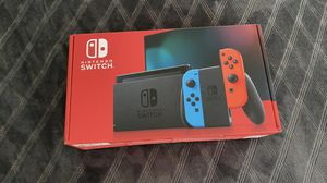 Brand new Nintendo switch for Sale in Ontario, CA