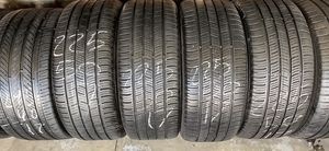 Set of 225 50 17 Continental Runflat used tires for Sale in Fontana, CA