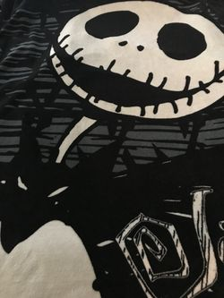 Tim Burton's Nightmare Before Christmas 3x5 Throw Blanket for Sale in Bremerton,  WA