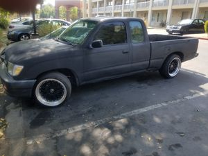 1998 Toyota Tacoma 2.4 Manual For Trade for Sale in Sacramento, CA