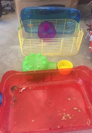 Hamster cage for Sale in Fuquay Varina, NC