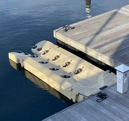 Floating Dock, EX Dock, Jet Ski Dock, for Sale in Wilmington,  MA