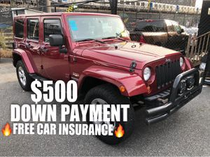 2013 Jeep Wrangler JK Unlimited for Sale in Newark, NJ