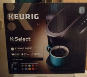 Brand new Keurig k select coffee maker for Sale in Dallas, TX