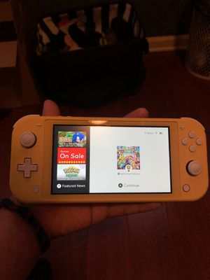 Nintendo switch with super smash bros for Sale in Norcross, GA