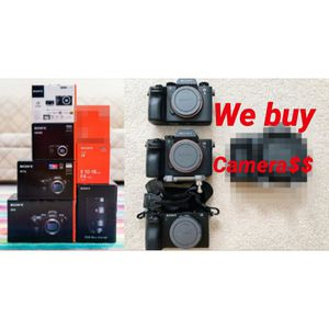Sony Nikon canon camera for Sale in Bakersfield, CA