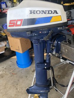 Honda 5 Hp Long Shaft 4 Stroke for Sale in Orlando,  FL