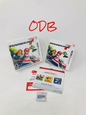 Mario Kart 7 - Nintendo 3DS for Sale in Parkville, MO