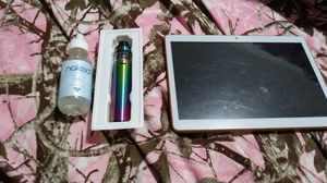 A vapor n the Google tablet 10 inches for Sale in Erie, PA