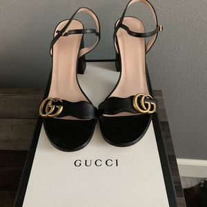 Gucci Heels 39.5 for Sale in Downey, CA
