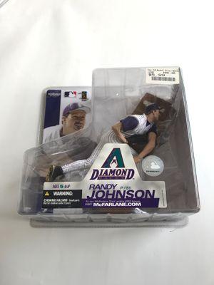 Randy Johnson Arizona Diamondbacks McFarlane action figure for Sale in Portland, OR