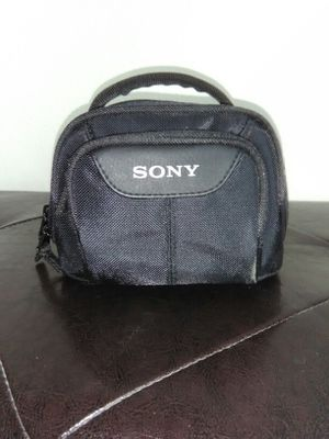 Sony camera travel bag for Sale in Houston, TX