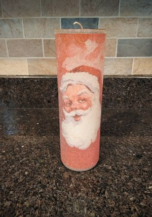 Vintage sugar frosted CCA candle for Sale in Lockport, IL