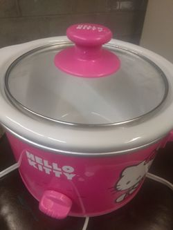 Hello Kitty Crock Pot for Sale in Pittsburgh,  PA