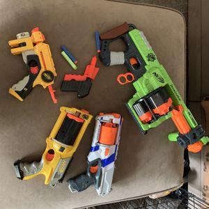 Nerf guns for Sale in Carmichael, CA