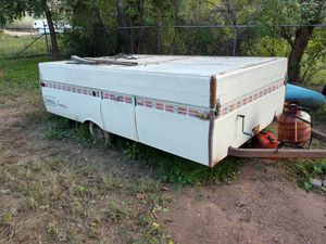 Coleman pop up somewhere in the 60s for Sale in Payson, AZ