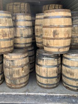 Whiskey Barrels for Sale in San Angelo,  TX