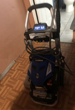 Yamaha pressure washer new cost over $600 for Sale in Bakersfield, CA