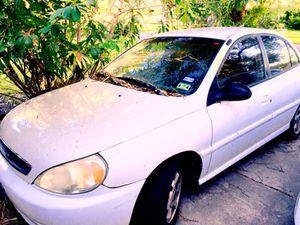 2001 Kia Rio for Sale in Houston, TX