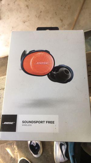 Bose Bluetooth earphones for Sale in San Luis Obispo, CA