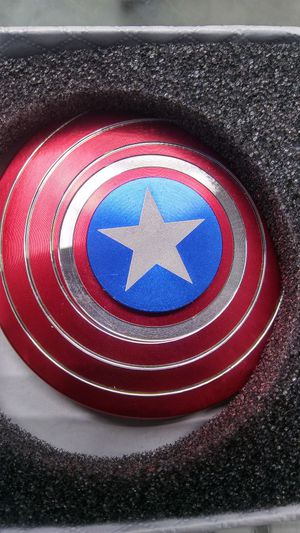 New Captain America Fidget Spinner for Sale in Houston, TX