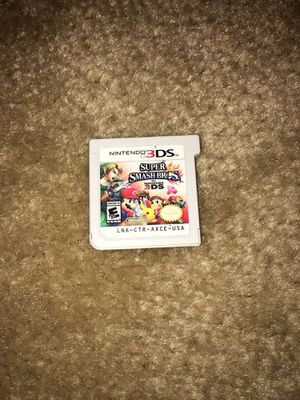 Nintendo 3D and 3DS game for Sale in Arlington, TX