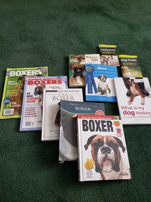 Boxer Books and DVDs for Sale in Pittsburgh, PA